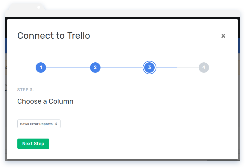 Choose a Trello Column